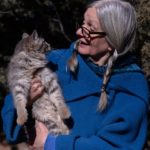Grand kitties, Pack Rats and our New Mexico Winter